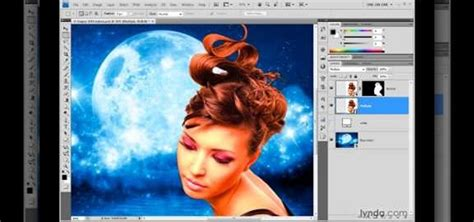 photoshop cs5 channels tutorial how to mask with alpha channels in adobe photoshop cs4 or