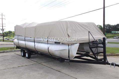 vortex boat covers vortex grey gray 14 16 ft ultra 3 purpose pontoon boat