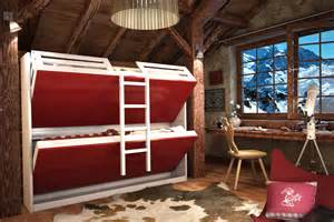 Loft Beds Uk Adults The Wallbed Company Wallbeds Bunk Beds