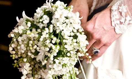 Wedding Bouquet Of Kate Middleton by Kate Middleton S Homegrown Bouquet Of Of The Valley