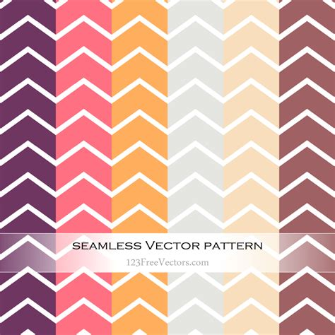 chevron pattern ai chevron pattern illustrator 123freevectors