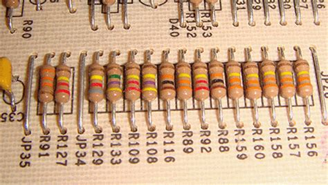 what is meaning by resistor resistor definition from pc magazine encyclopedia