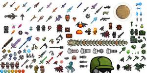 Wall Sticker Maker a big fat pile of random sprites i ve made terraria