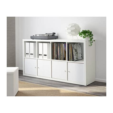 kallax shelving unit white 77x147 cm ikea