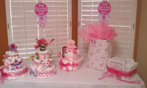 baby shower table decorations tables chairs pink linens baby shower royalty rentals