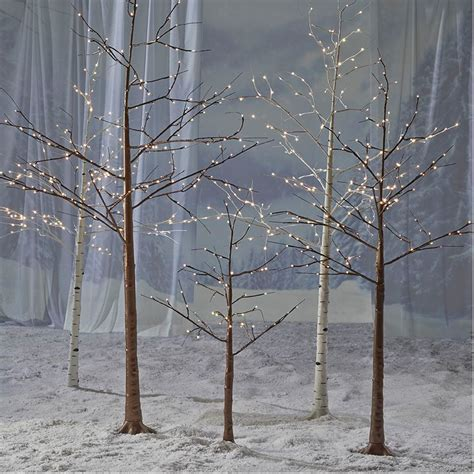 pre lit trees decoration uk tree alternatives