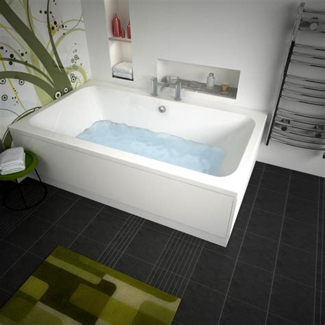 oversized bathtubs for two vernwy 1800x1100 jumbo double ended bath buy online at
