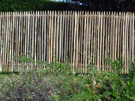 Terrasse 1 Meter Hoch by Staketenzaun Mit Engerem Lattenabstand Leichter Sichtschutz