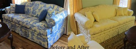 reupholster couch before and after should i consider reupholstering artistry interiors llc