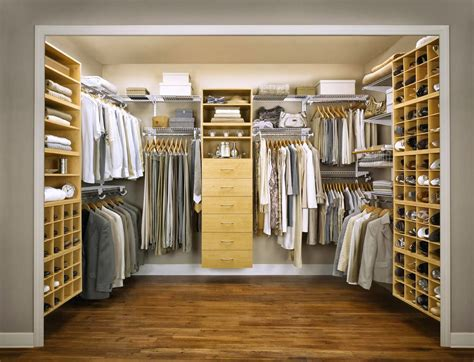 Bedroom Closet Organization by Bedroom Closet Organizers