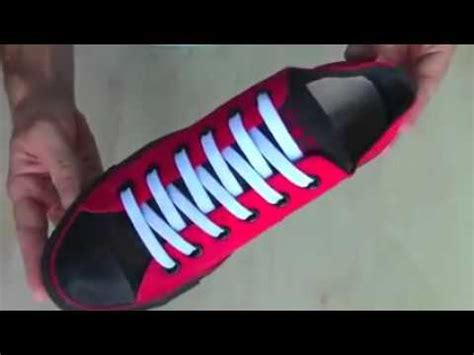 Tali Sepatu Tanpa Repot V Tie Shoelace 5 c 225 ch bu盻冂 d 226 y gi 224 y c盻アc 苟蘯ケp