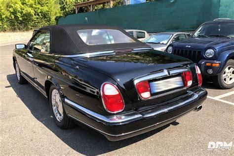 rolls royce corniche 2000 rolls royce corniche v 2000 classic racing annonces