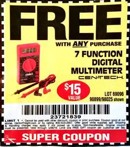Harbor freight coupons harbor freight printable coupons