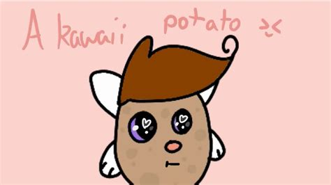 Kawaii Meme - kawaii potato memes