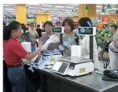 Timbangan Digital Cina timbangan digi sm 100 linerless timbangan digital