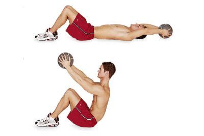 a three step medicine workout to build abs coach