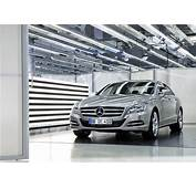 Mercedes Benz CLS In Showroom  Car Pictures Images