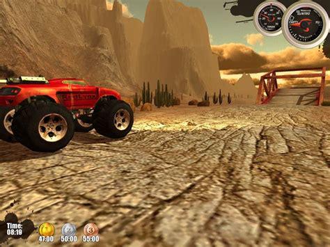 monster truck nitro game demos pc monster trucks nitro demo megagames
