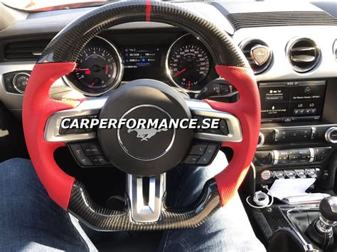 custom jeep steering wheel mustang 2015 2018 custom carbon steering wheel sweden