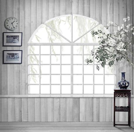 gambar perancis jendela ruangan latar belakang foto studio