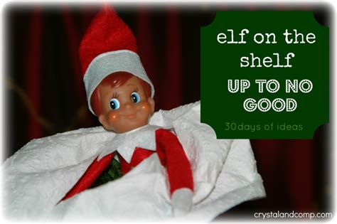 2012 On The Shelf by On The Shelf Up To No Elfontheshelf 30days