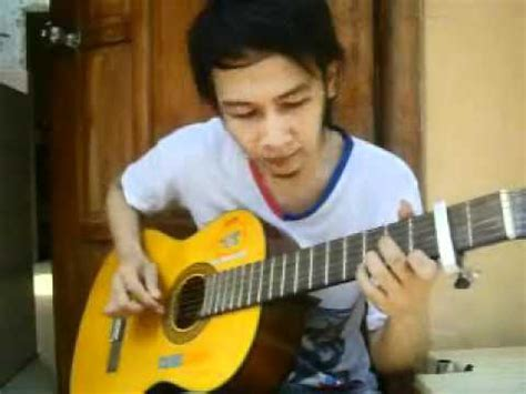 tutorial fingerstyle sakit nya tuh disini cherry belle dilema cover nathan fingerstyle youtube