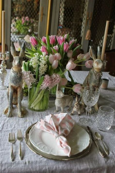 spring table settings 53 spring and easter table settings comfydwelling com
