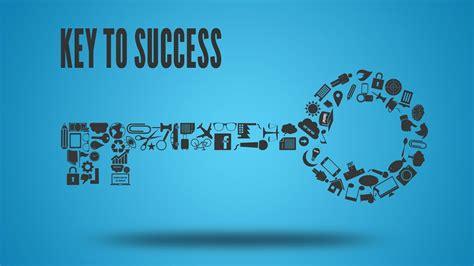 key to success prezi template youtube