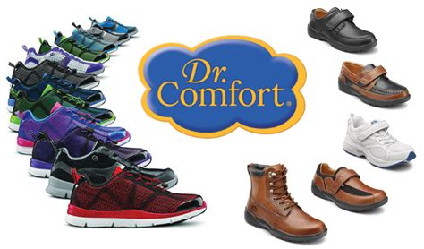 dr comfort shoes locations services
