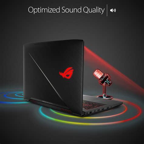 B N Laptop Asus Gaming Cu asus rog strix gl503vd 15 gaming laptop gtx 1050 4gb intel i7 2 8 ghz 16gb ddr4 1tb