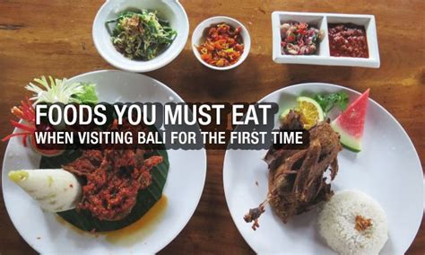 the one meal you must kuta bali food guide