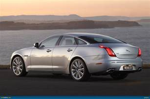 Jaguar Xje Ausmotive 187 All New Jaguar Xj Australian Pricing