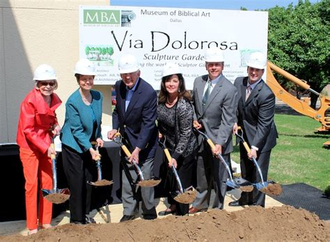 Blackburn College Mba by Photos Museum Of Biblical Breaks Ground On New