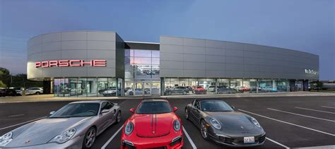 porsche dealership the porsche exchange international contractors inc