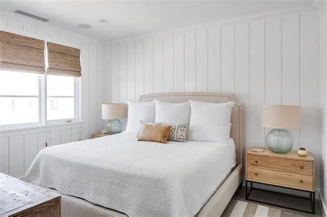 shiplap bedroom vertical shiplap walls design ideas