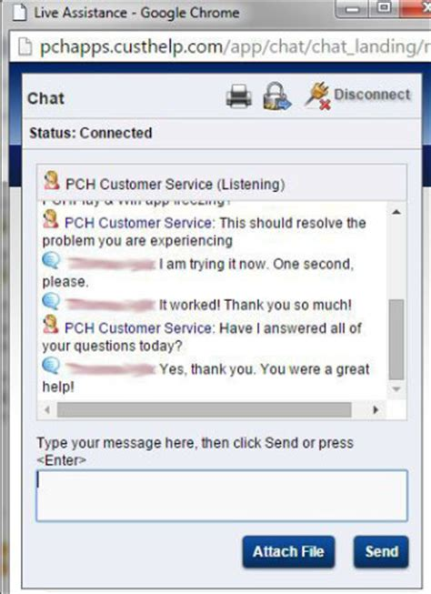 introducing our new pch customer service live chat pch blog - Pch Customer Service Website