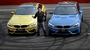 bmw new cars in india 2015 bmw m3 and m4 launched in india at rs rs 1 19