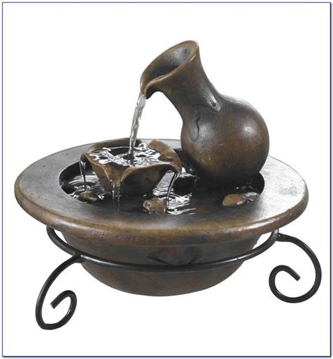 battery operated tabletop fountains tabletop home
