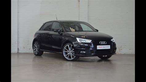 Audi A1 S Line Black by Ky17hym Audi A1 Sportback Tdi S Line Black Edition Black