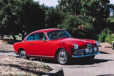 alfa romeo giulietta mobile 1961 alfa romeo giulietta sprint petrolicious