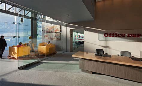 layout office depot proyectos y desarrollos corporativo office depot sordo
