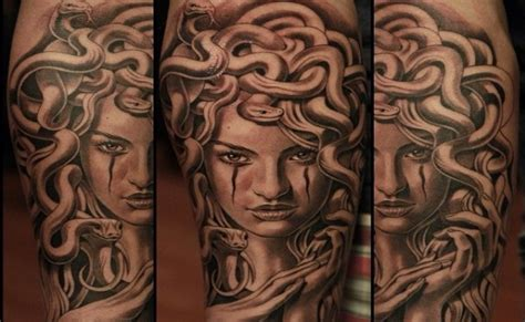 medusa greek tattoo designs top 10 medusa designs for gilscosmo