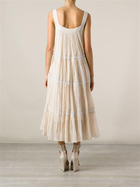 Dress Batik Erika 05 mes demoiselles imany maxi dress in lyst