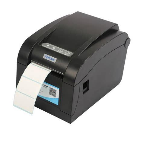 Printer Untuk Cetak Stiker aliexpress beli baru usb antarmuka printer barcode thermal langsung label mesin pembuat