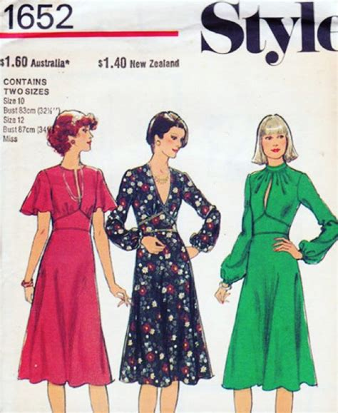 sewing pattern review blog pattern review vintage style 1652 sew tessuti blog