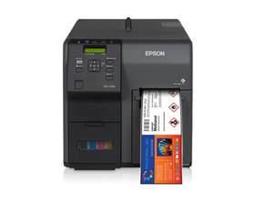 color label printers ghs compliant label printer epson us