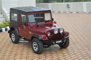 Thar Jeep Thar Top Jeepclinic