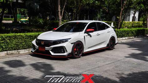 Honda Civic Aufkleber honda civic hatchback fk4r aaeropart tithumxshowcase