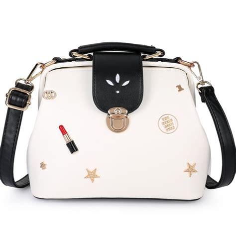 Tas Wanita Bag Import tas wanita white doctor bags import murah pusaka dunia