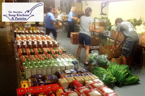 Shoreline Food Pantry by Community Foundation Of Middlesex County Supports
